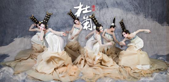 史诗级舞剧《杜甫》即将来厦 闽南大戏院疫情后首次复演
