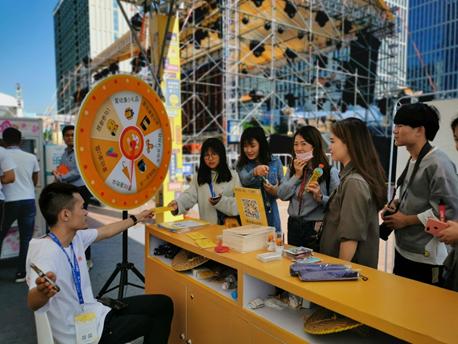 天翼爱动漫携5g新产品亮相第十二届厦门国际动漫节