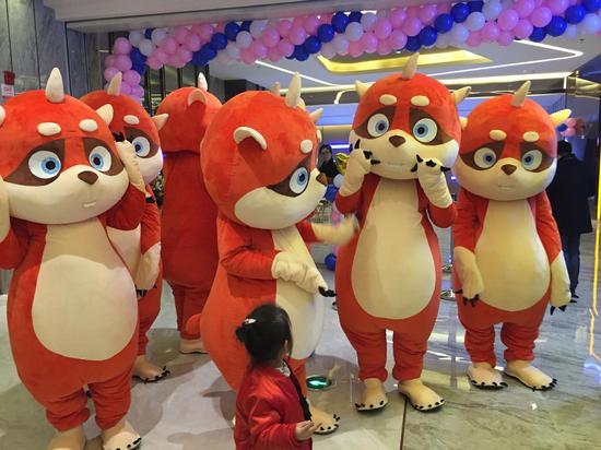 建首部原创3D动漫电影 猿创世界之熊孩子部落 亮相