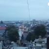 日本本州海域发生强烈地震,海啸警报长鸣震感强烈。