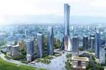 福州闽江北岸518米高楼或归来 将成福建第一高楼