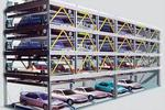 福州机关大院开建智能立体停车库 10月份试运行