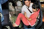 福州女子视频中喝农药自杀 民警彻夜搜索成功营救