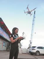 泉州无人机不能随便飞 需向公安报备并绑定手机号