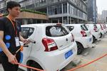 福州首家共享汽车企业现身 在城区设15个存取点