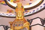 莆田大型景泰蓝妈祖圣像申报吉尼斯世界纪录