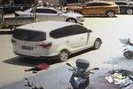 龙岩一女童独自走街道上被卷入车底 不幸身亡