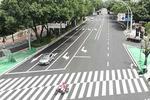 福州本月内33个路口完成缓堵改造 福飞路口拓宽