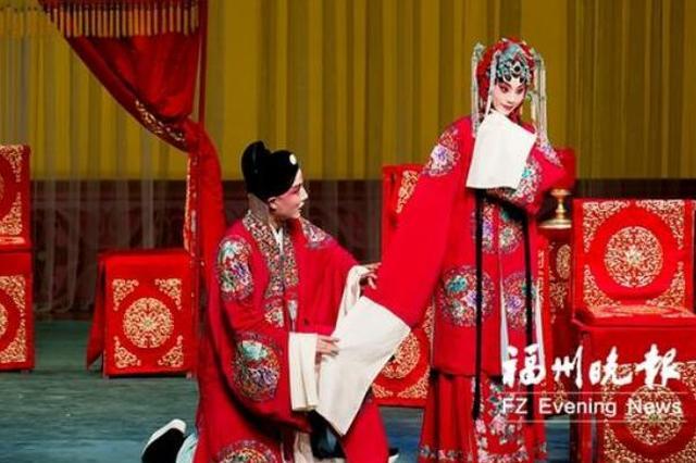 福建京剧院明晚上演《凤还巢》 还有折子戏专场