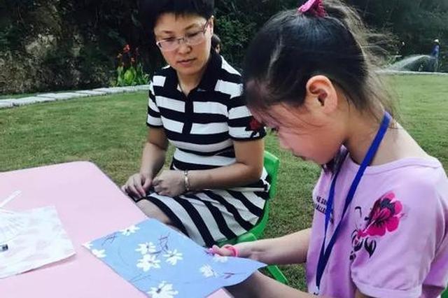 """福州开展""""悦读暖家""""亲子阅读 1500个家庭参与"""