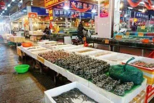 福州海鲜开渔半月 螃蟹大量上市价格降幅超一半