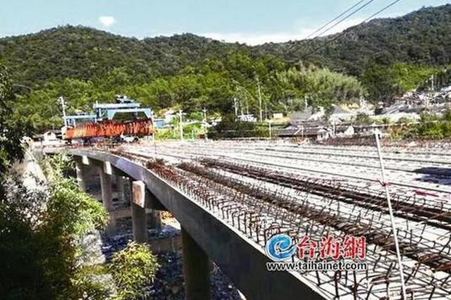 龙岩漳平十一湖桥改造月底完工 9月中旬正式通车