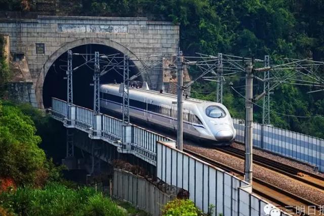 厦门至郑州将开高铁 全程运行时间缩短二十多分钟