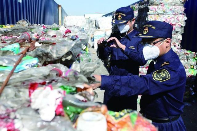 泉州清理整顿再生利用行业 涵盖废塑料废旧衣服等