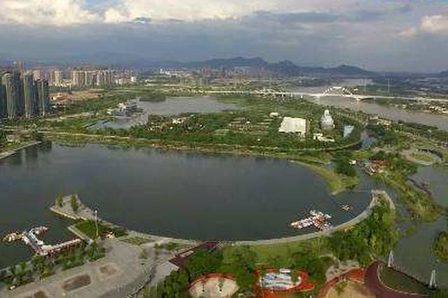 """漳州城区""""五湖四海""""35个项目 完成投资逾41亿元"""
