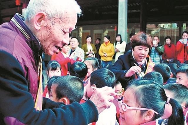 安溪退休教师22年筹善款1600多万 帮扶5600多名学生