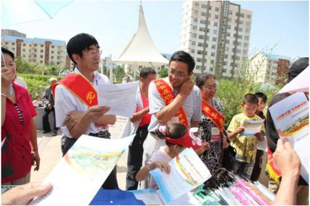 """福州马尾""""火炬先锋""""志愿服务队 陪伴企业成长"""