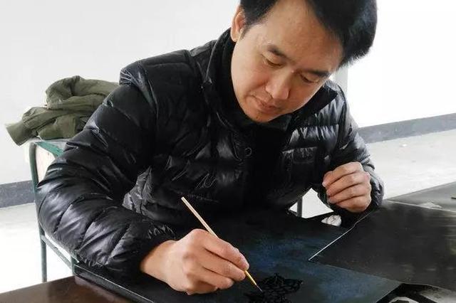 【2017中国(厦门)漆画展】历届漆画家风采之孙晓东