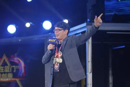 台湾知名动画导演、知名漫画家林政德