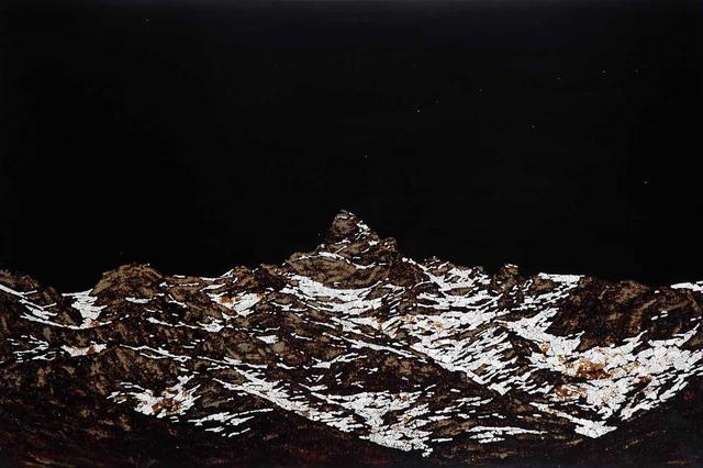 第一回全国美展获奖漆画家作品联展作品集——唐明修