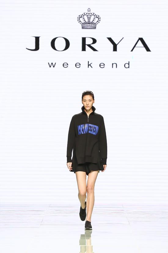 JORYAweekend厦门国际时尚周 直击一场不容错过的开幕大秀