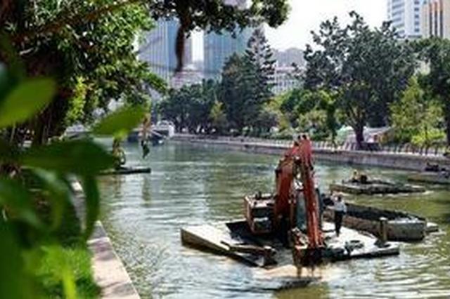 福州全面实施水污染防治工作 水环境质量持续向好