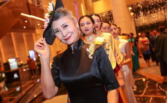 中国旗袍风尚盛典在厦门圆满落幕 旗袍佳丽传承中华传统文化