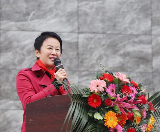 小金星总裁谢燕川 致辞