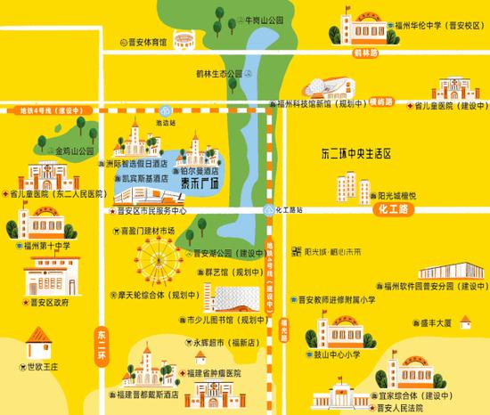 屡屡霸屏!看阳光城·榕心未来如何掀起福州热潮?