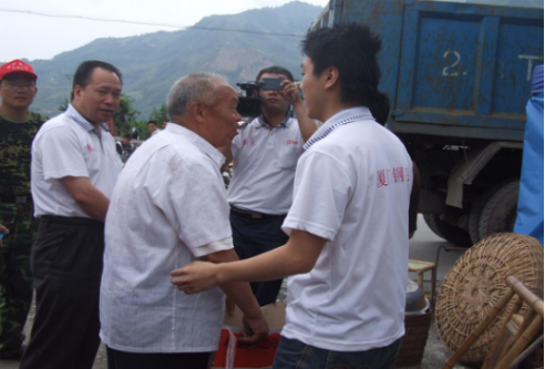 钢宇集团总裁李曜君:就业是解决扶贫的根本