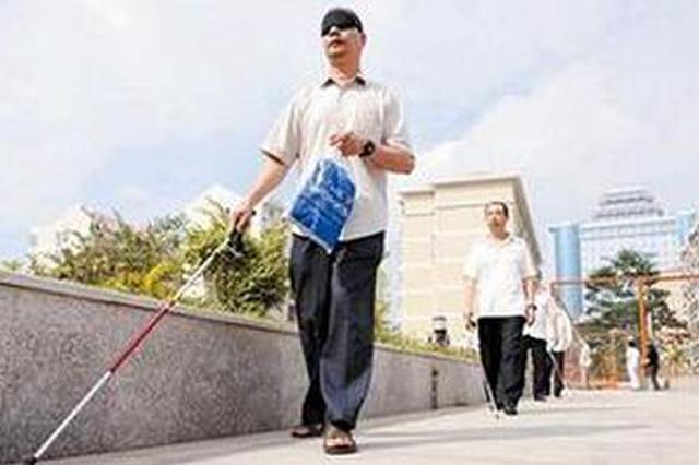 福州连江开展社会工作服务 为盲人家庭赠阅有声读物