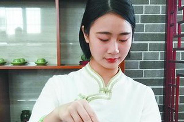 漳州:烹饪调酒拆卸发动机 2000名学生秀才艺