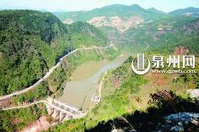 白濑水利枢纽工程力争下月开工 将成泉州第三座大型水库