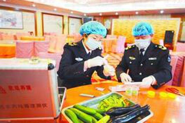 厦门市场监督管理局公布食品抽检结果 6批次不合格