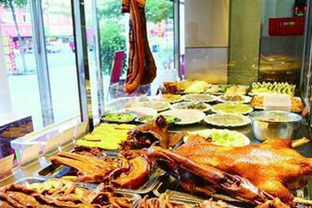 厦门迎来高温高湿天气 街头卤菜慎食海鲜要挑活鲜