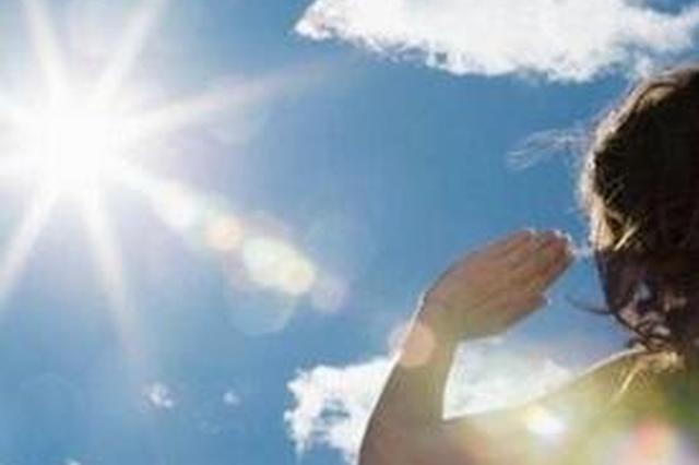 福州迎第二轮高温热浪天气 连续3天最高温超35℃
