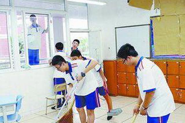 厦门:500余个考场蚊虫不侵 监考人员禁止抖腿