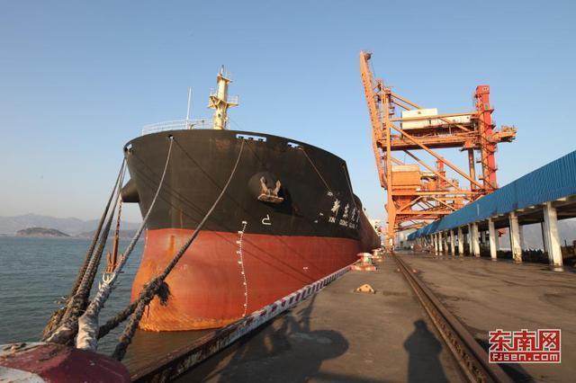 福州港口岸罗源湾港区通过国家级验收