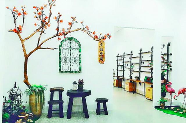 厦门博物馆开发特色文博创意产业 传统文化走进生活