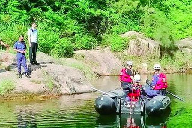 厦门:16岁女孩至水库游玩突然不见 找到时已死亡
