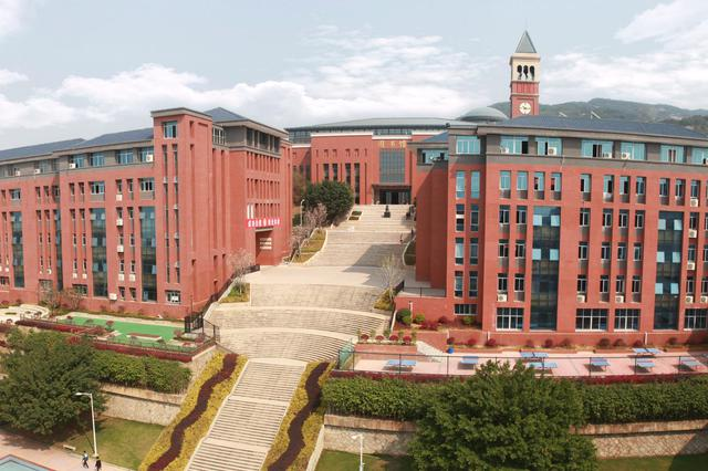 阳光学院:构建产教育人共同体 为世界500强企业输送优秀人才