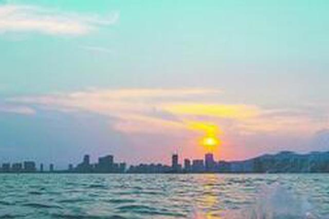 厦门本周持续晴热最高温可达35℃ 注意做好防暑