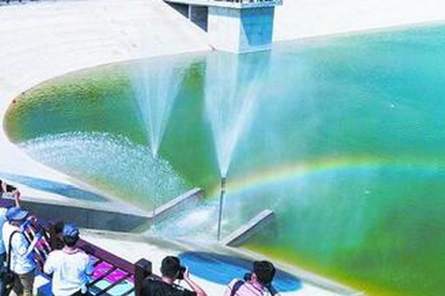 福建向金门供水工程正式通水 两岸共饮一江水