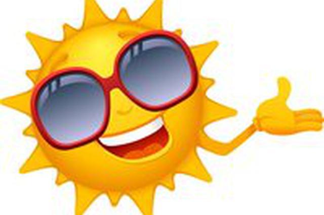 35℃高温本周不时来访 立秋防暑不能松懈