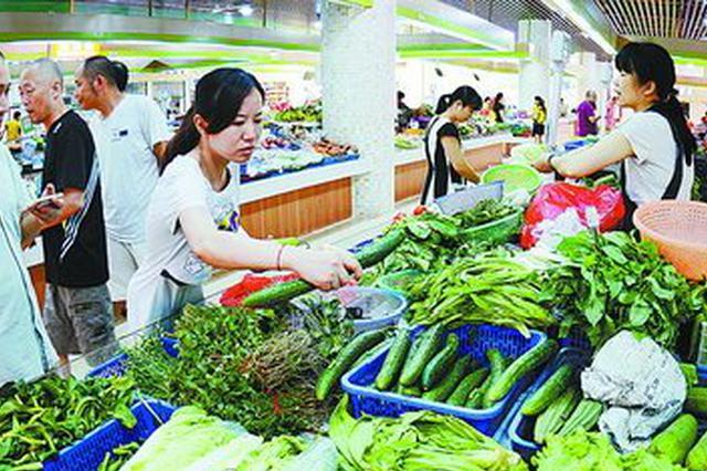厦门:31个农贸市场预计年底完成改造 蔬菜保供稳价