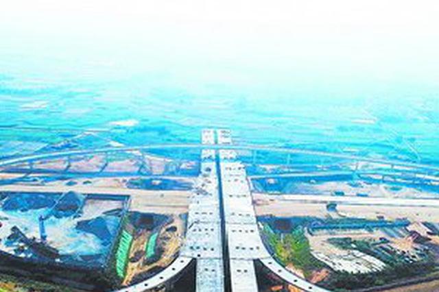 厦门:同翔大道项目总投资完成过半 明年9月完工
