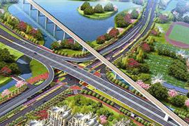 漳州:西湖片区5条道路动工 瑞京路将贯穿片区