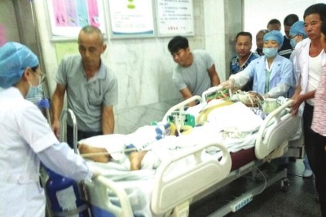 泉州:南安车祸重伤者昏迷不醒 肇事方仍未露面