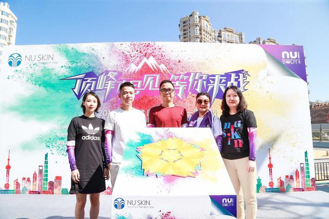 如新健康中国行首站厦门揭幕 用向上的力量玩转体育营销
