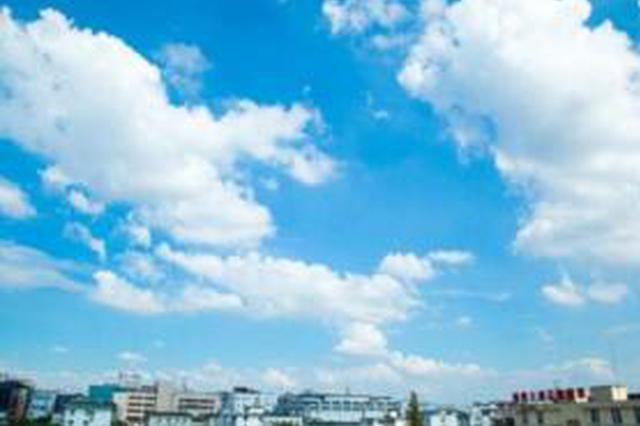 今天厦门将维持晴热天气 午后最高温33℃至35℃之间